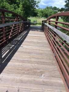 Veteran's Memorial River Walk/Fort Cushing