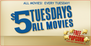 $5 movies, Marcus Theatres