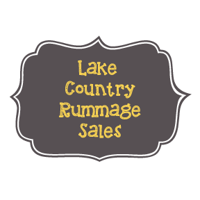 Lake Country Rummage Sales
