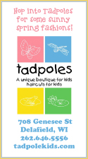 Tadpoles Kids Boutique
