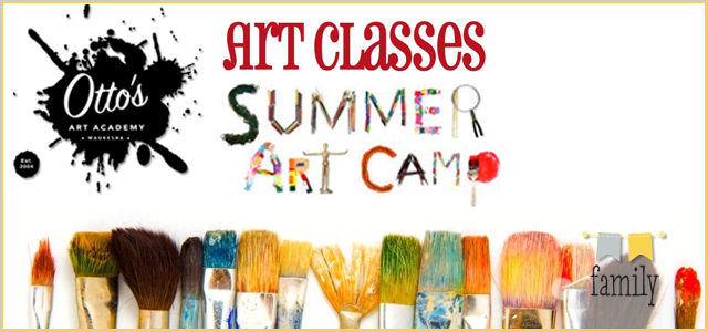 Otto's Art Academy | Classes Now Enrolling