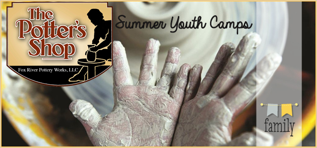 The Potter's Shop Summer Youth Camps