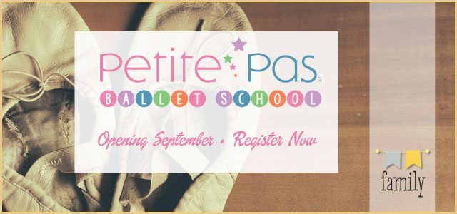 Petite Pas Ballet School | A Whimsical Addition to Lake Country