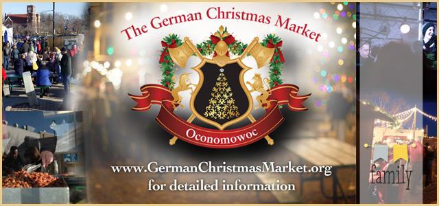 the german christmas market oconomowoc the lake country mom - Oconomowoc Christmas Market