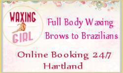 Waxing Girl Studio Hartland!