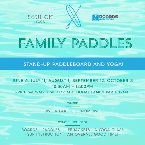 Family Paddles