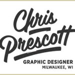 Chris Prescott, Graphic Designer
