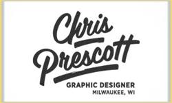 Chris Prescott, Graphic Designer