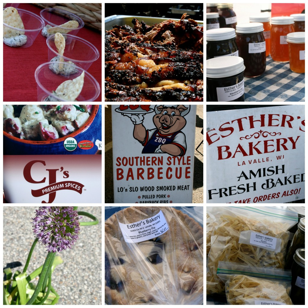 Delafield Farmers' Market • The Lake Country Mom Photos taken by Elly Davis