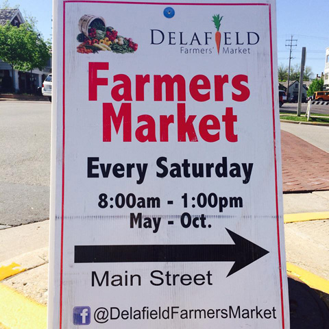 Delafield Farmers' Market • The Lake Country Mom