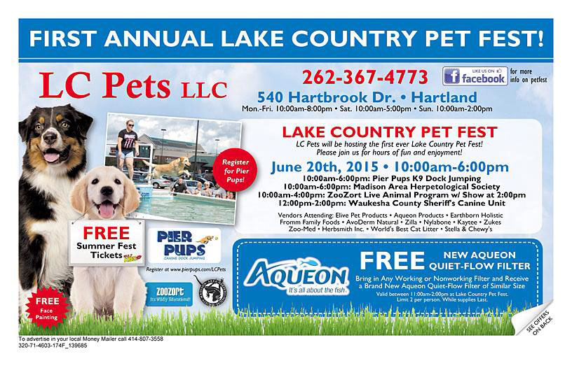 Lake Country Pet Fest