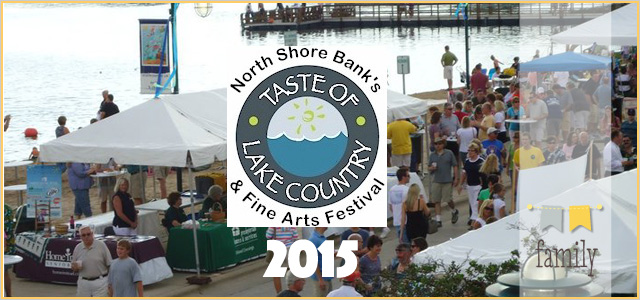 Taste of Lake Country 2015 | An Exceptional Time