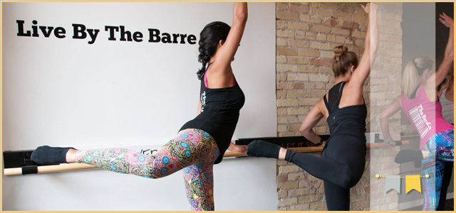 The Barre Code | One Hour Free Class to Attend!