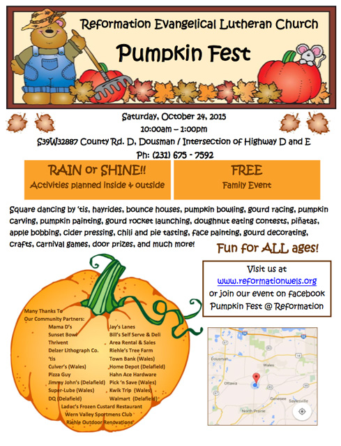 Pumpkin Fest | Free Community Event • The Lake Country Mom