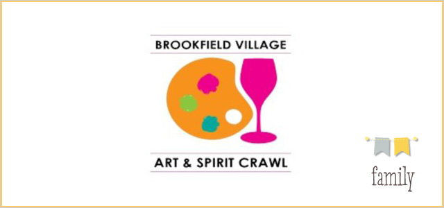 Brookfield Village Presents 3rd Annual Art and Spirit Crawl