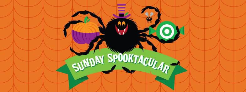 Spooktacular Kids Event at Target