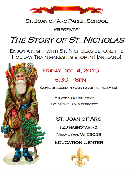 St. Nicholas Event