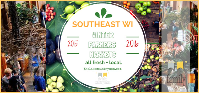 Winter Farmers Markets in Southeast WI