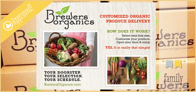 Brewer's Organics | Local Organic Produce + More | Save 50%