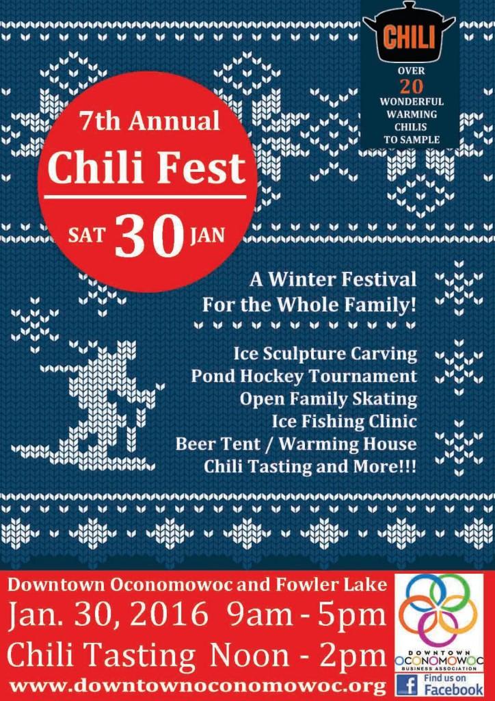 Chili Fest Oconomowoc 2016