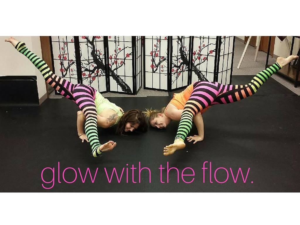 Re Energize! Glow with the Flow Yoga!