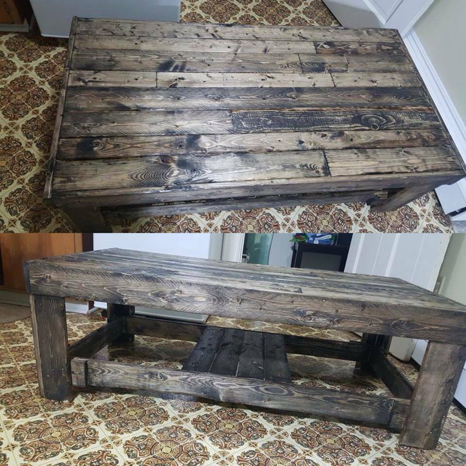 Handcrafted By Jake Rustic Tables Wine Racks The Lake Country Mom