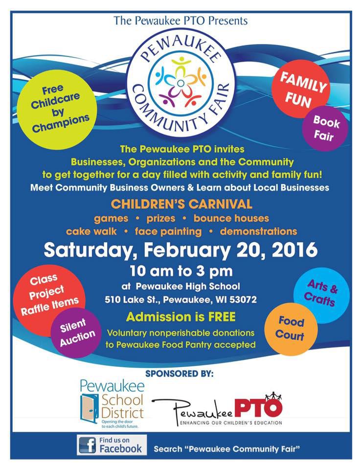 Pewaukee Community Fair