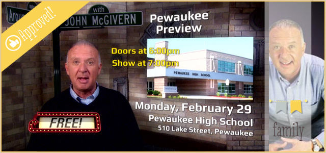 Around the Corner with John McGivern | Pewaukee Episode