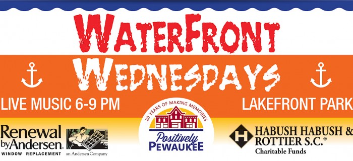 Waterfront Wednesdays | Pewaukee's Lakefront
