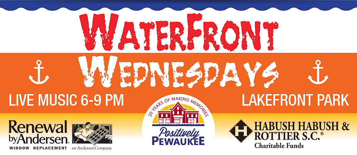 Waterfront Wednesdays