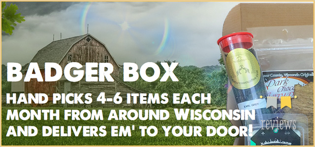 Wisconsinites rejoice! | Badger Box is here!