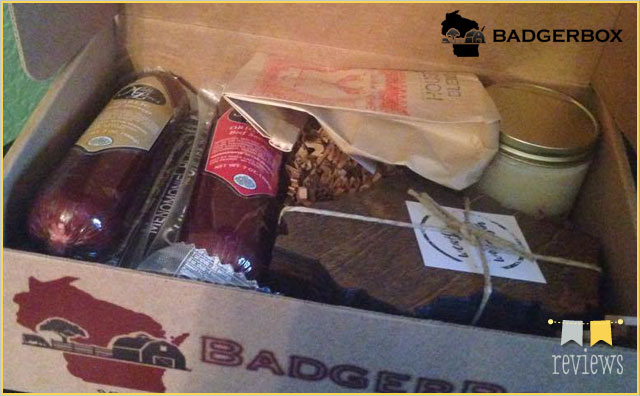 BADGERBOX, a Wisconsin based subscription box service, a review. • The Lake Country Mom