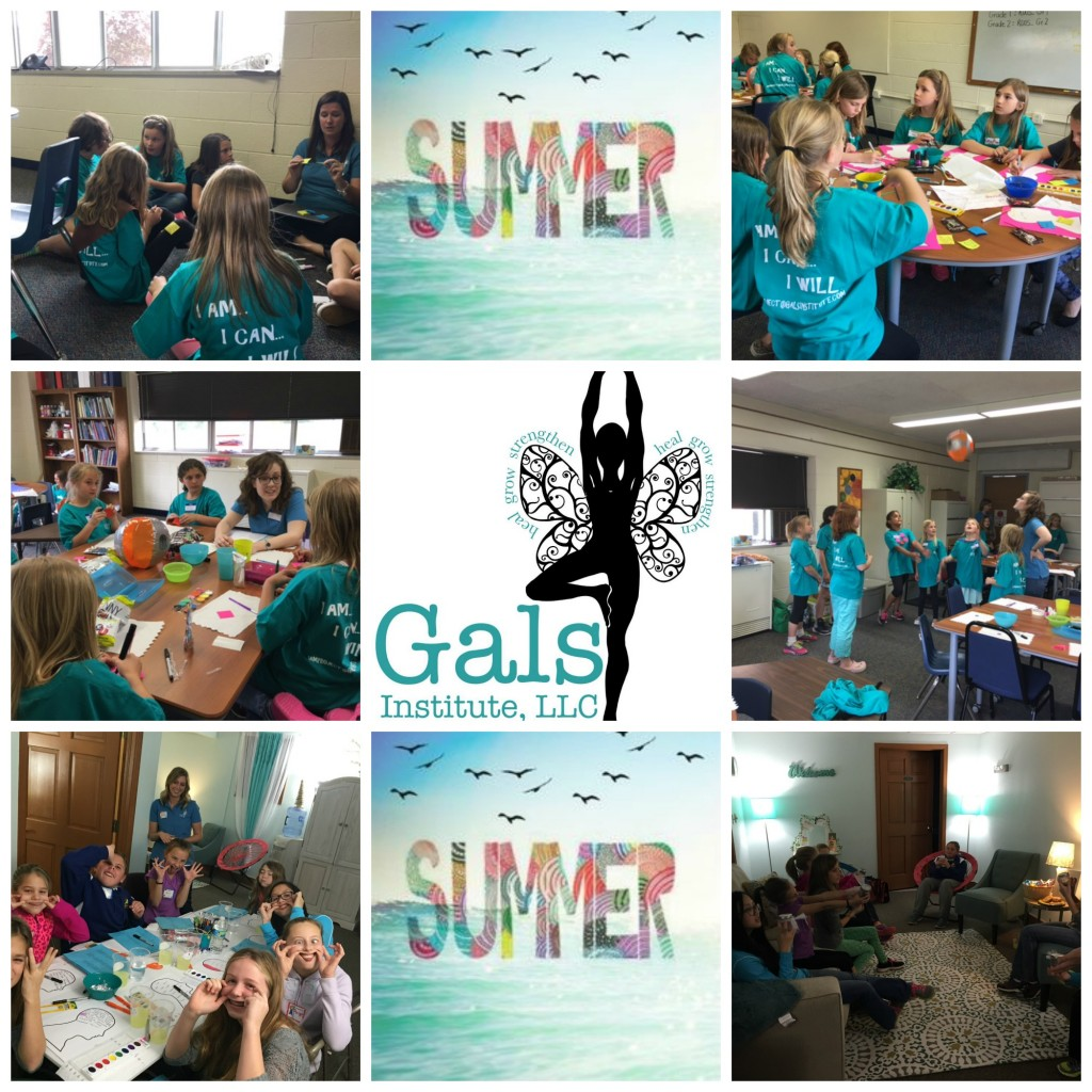 Gals Institute, LLC PREVENTION & HEALING FOR INDIVIDUALS, COUPLES, FAMILIES AND ADOLESCENTS Located in Delafield, WI | Serving Southeastern Wisconsin • The Lake Country Mom
