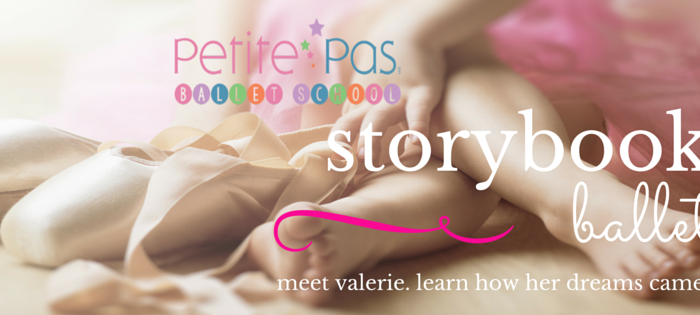 Q & A with Valerie. | How Storybook Ballet came to life.