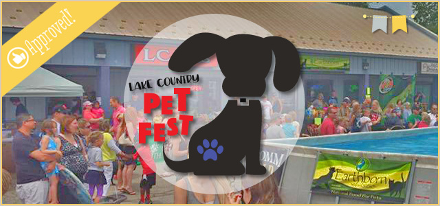 Lake Country Pet Fest 2016 | 6.18.16