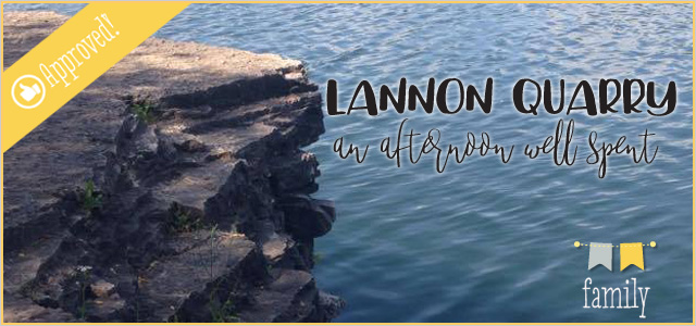 Lannon Quarry | An afternoon at Menomonee Park
