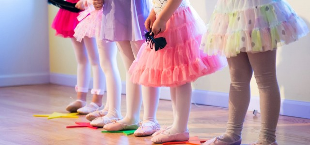 Petite Pas Ballet starts their 3rd Academic Year! | Enroll NOW