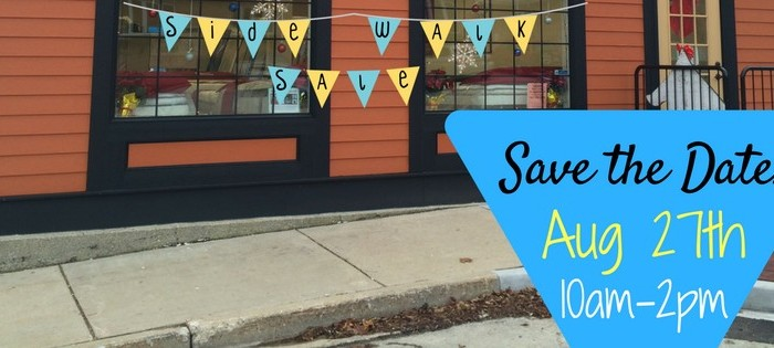 Sidewalk Sale | Downtown Hartland