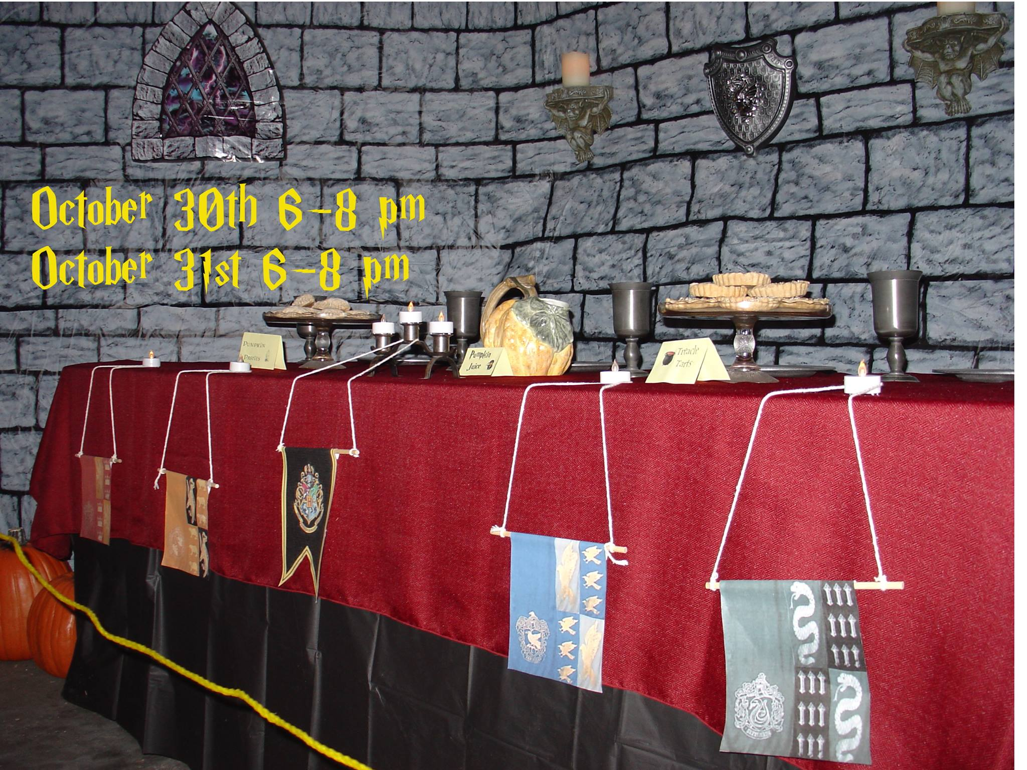 Hogwarts in Hartland this Halloween • The Lake Country Mom