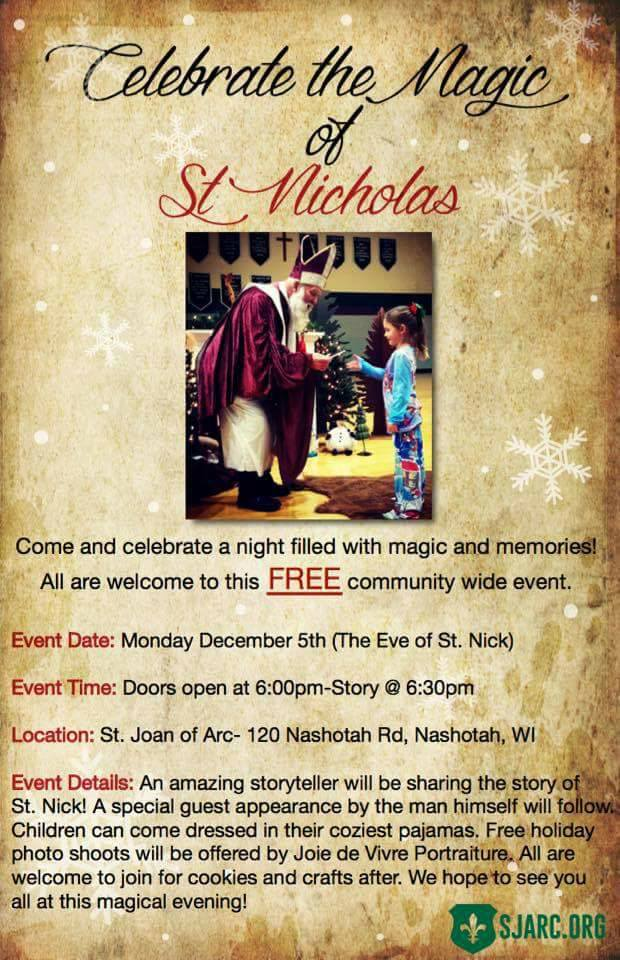 Celebrate the Magic of St. Nicholas