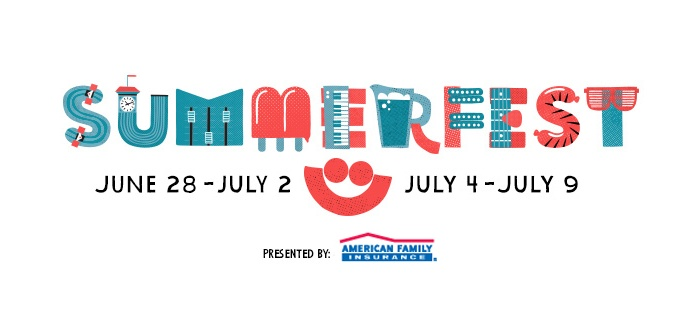 Summerfest presented by American Family Insurance 2017!