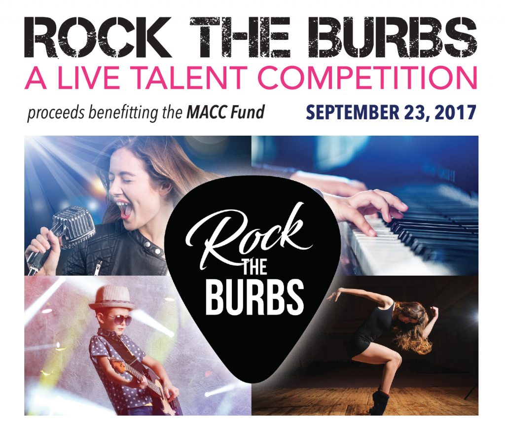 ROCK THE BURBS! | 9.23.17 | LIVE talent competition
