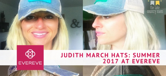 Judith March Hats: Summer 2017 at Evereve
