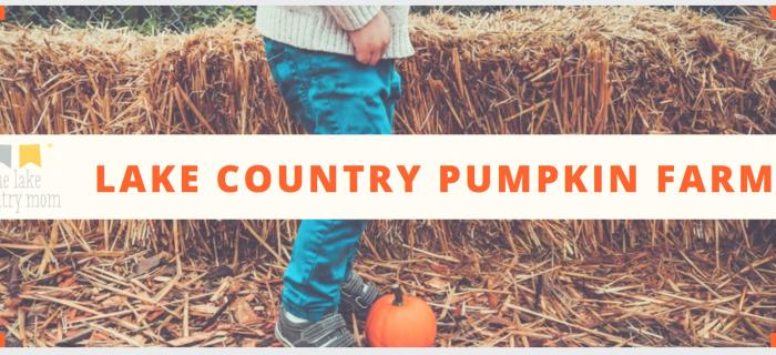 Lake Country Pumpkin Farms