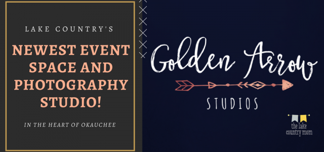 Golden Arrow Studios is Lake Country's newest event space and photography studio