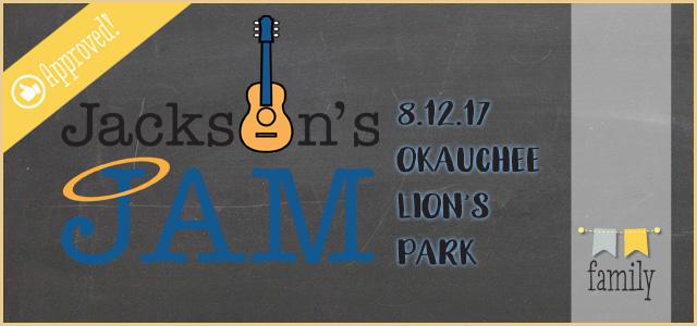Jackson's Jam at the Okauchee Lion's Park!