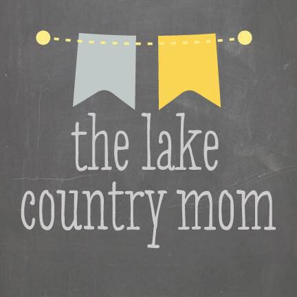 the lake country mom blogger