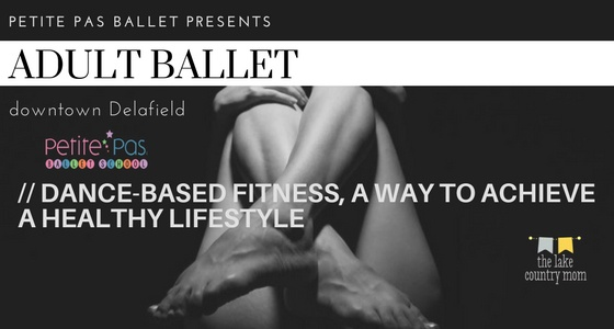 adult ballet: dance-based fitness, a way to achieve a healthy lifestyle