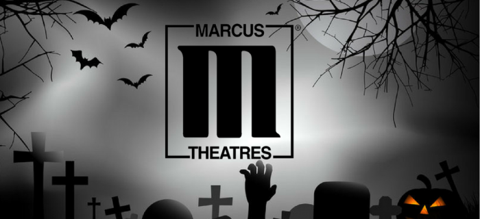 MARCUS THEATRES® PRESENT TWO HALLOWEEN FILM SERIES THIS OCTOBER: ONE SCARY, ONE NOT-SO-SCARY
