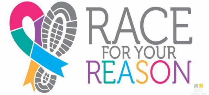 Race for Your Reason 5k run/walk